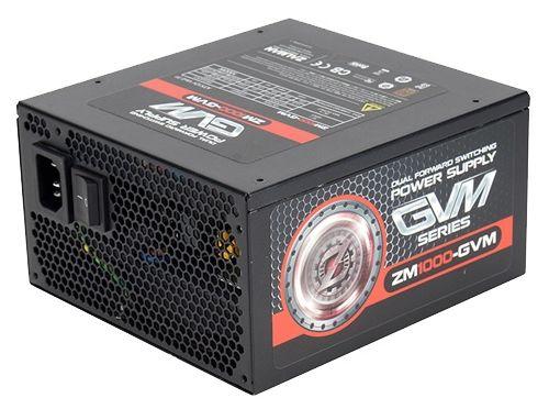 Купить блок питания Zalman ZM1000-GVM 1000W в интернет магазине. Цены, фото, описания, характеристики, отзывы, обзоры