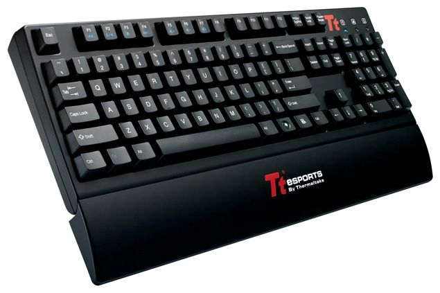 Thermaltake eSPORTS Mechanical Gaming keyboard MEKA G1 Illuminated Black USB