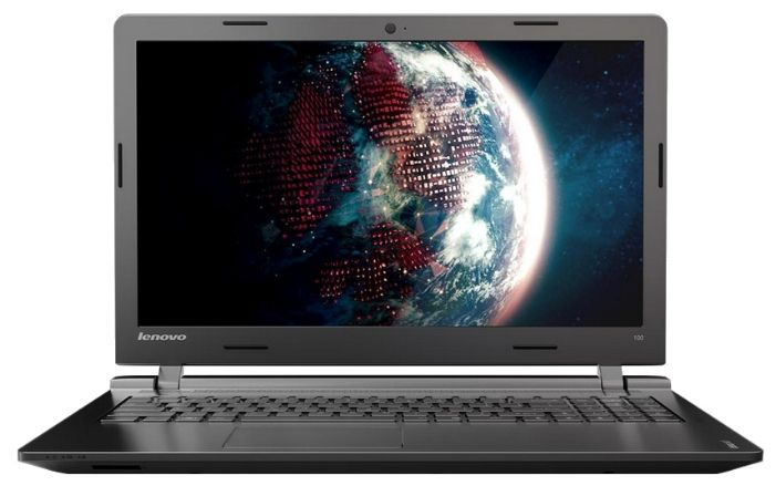 "Lenovo IdeaPad 100 15 (Intel Core i5 5200U 2200 MHz/15.6""/1366x768/4.0Gb/500Gb/DVD-RW/Intel HD Graphics 5500/Wi-Fi/Bluetooth/Win 10 Home)"