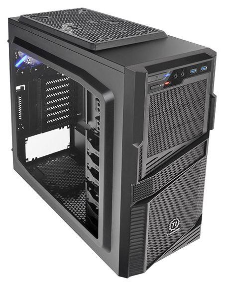 Купить Thermaltake Commander G42 Window CA-1B5-00M1WN-00 Black в интернет магазине. Цены, фото, описания, характеристики, отзывы, обзоры