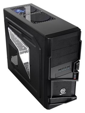 Thermaltake Commander MS-I VN400A1W2N Black