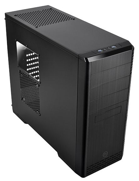 Thermaltake Urban R21 CA-1A6-00M1WN-00 Black