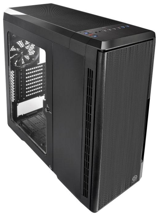 Купить Thermaltake Urban T81 CA-1B7-00F1WN-00 Black в интернет магазине. Цены, фото, описания, характеристики, отзывы, обзоры