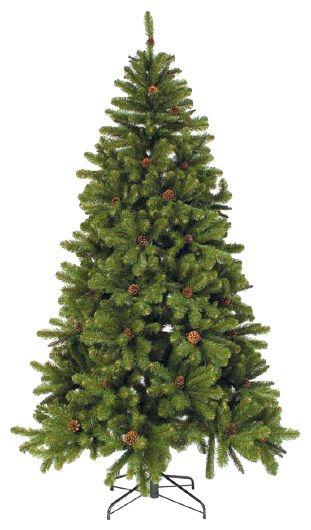 """Купить Triumph Tree Ель """"Императрица"""", 1.55 м. (с шишками) в интернет магазине. Цены, фото, описания, характеристики, отзывы, обзоры"""