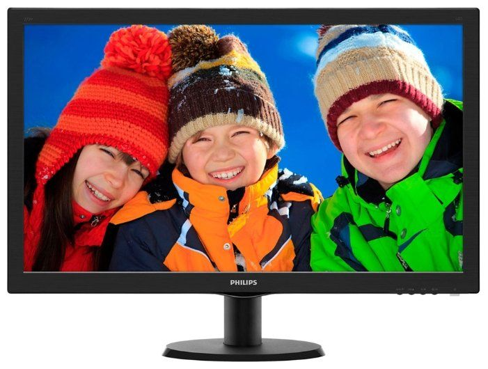 "Philips 27"" TFT TN 273V5LHSB"