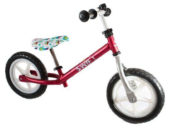"""Купить Беговел Bike SW3 ALU EVA (2016) <span class=""""brend-last-pos"""">Swift</span> в интернет магазине. Цены, фото, описания, характеристики, отзывы, обзоры"""