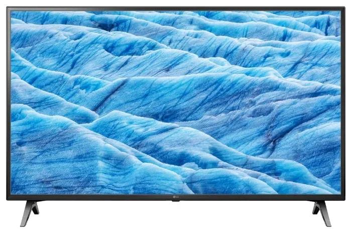 Телевизоры LG, 43UM7100 (черный)  - купить со скидкой