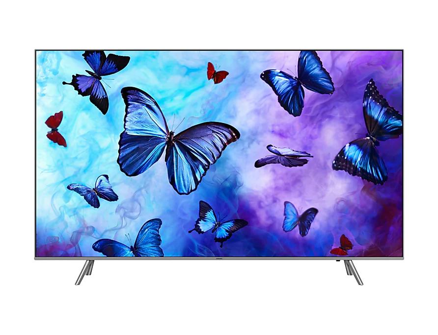 Купить телевизор Samsung QE49Q6FNA в интернет магазине. Цены, фото, описания, характеристики, отзывы, обзоры
