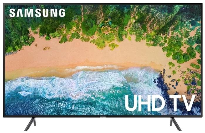 Купить телевизор Samsung UE49NU7100U в интернет магазине. Цены, фото, описания, характеристики, отзывы, обзоры