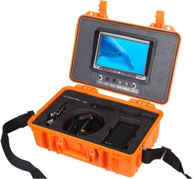 JJ-Connect Подводная камера Underwater Camera Color Deluxe