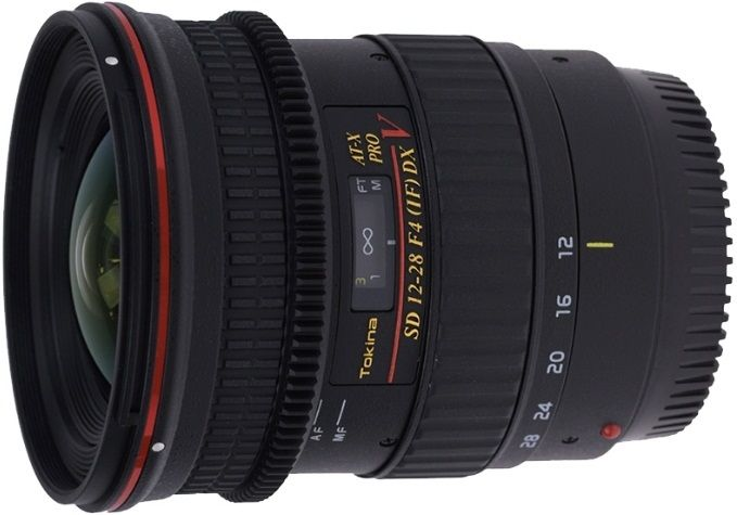 Tokina AT-X 128 f/4 PRO DX Canon EF-S