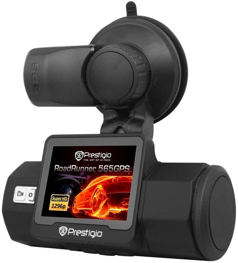 Купить видеорегистратор Prestigio RoadRunner 565GPS в интернет магазине. Цены, фото, описания, характеристики, отзывы, обзоры
