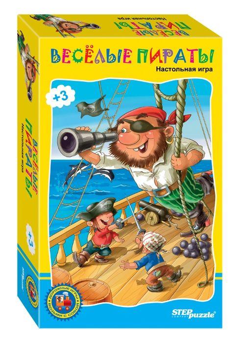 """Купить Степ Дорожные игры """"Веселые пираты"""" в интернет магазине. Цены, фото, описания, характеристики, отзывы, обзоры"""