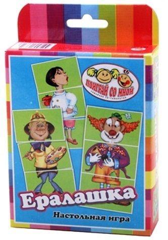 """Купить Задира Карточная игра """"Ералашка"""" в интернет магазине. Цены, фото, описания, характеристики, отзывы, обзоры"""