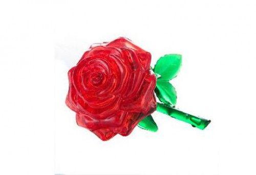 Купить Crystal Puzzle 3D Пазл-Головоломка Роза в интернет магазине. Цены, фото, описания, характеристики, отзывы, обзоры