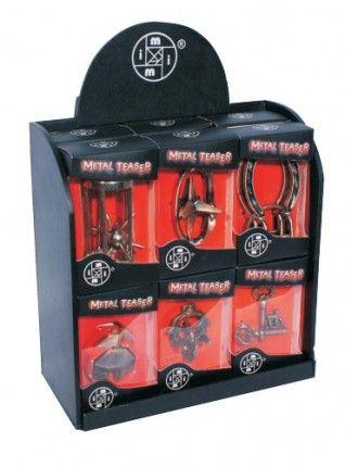 Купить Нескучные игры Головоломка металлическая (MT6805) в интернет магазине. Цены, фото, описания, характеристики, отзывы, обзоры