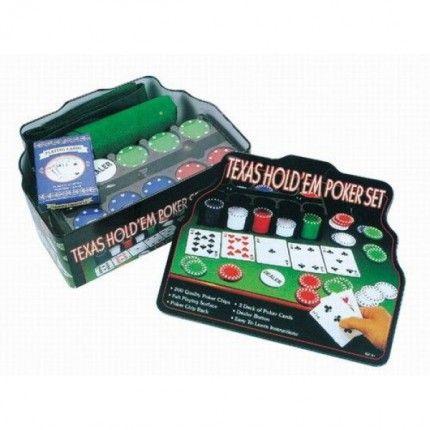 Купить Набор для покера Texas Hold'em Poker Set , Настольные игры noname, Покер