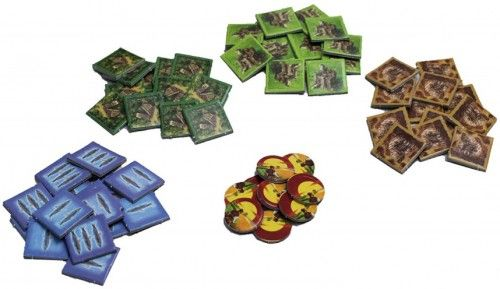 "Hobby World Настольная игра ""Колонизаторы. Купцы и Варвары"" (Catan: Traders & Barbarians) ДОПОЛНЕНИЕ"