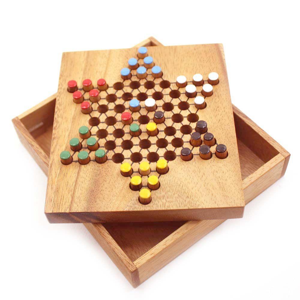 """Купить Thai wood Настольная игра """"Китайские шашки"""" в интернет магазине. Цены, фото, описания, характеристики, отзывы, обзоры"""