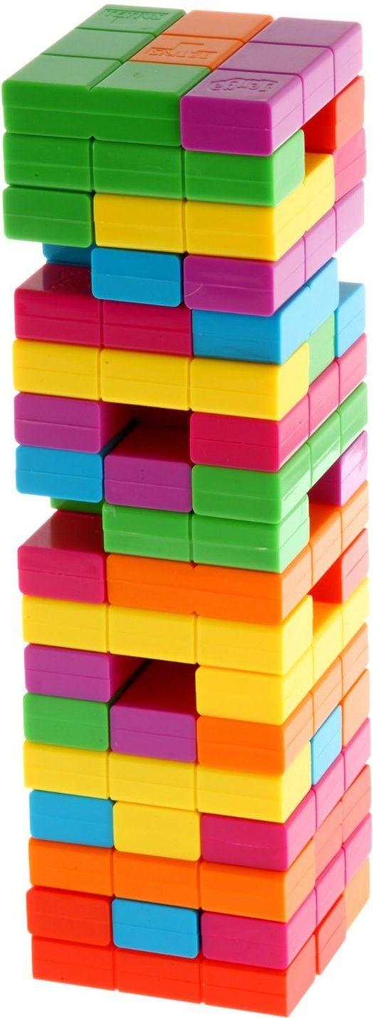 Настольная игра Jenga Tetris (Дженга Тетрис), Настольные игры для детей Hasbro, Развлекательные игры  - купить со скидкой