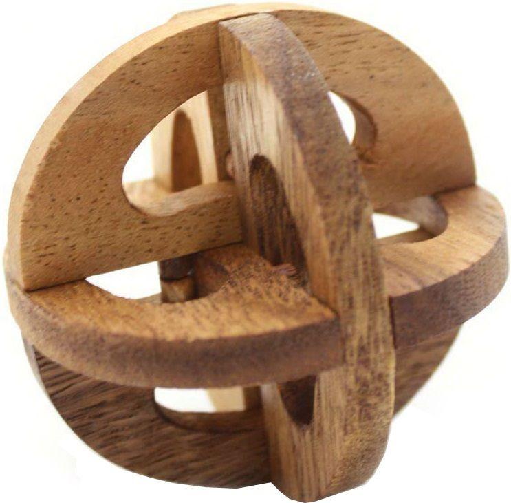 """Купить Thai wood Головоломка-пазл IP-12А """"Сфера"""" в интернет магазине. Цены, фото, описания, характеристики, отзывы, обзоры"""