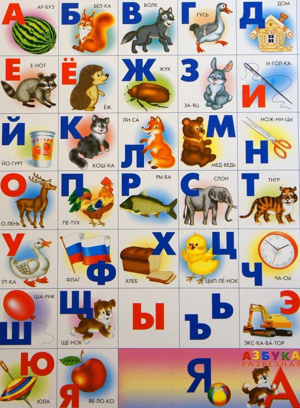 гранта алфавит с предметными картинками есть такая возможность