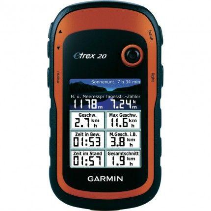 Купить Garmin eTrex 20 в интернет магазине. Цены, фото, описания, характеристики, отзывы, обзоры