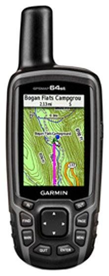 Купить со скидкой GPSMAP 64st (black)
