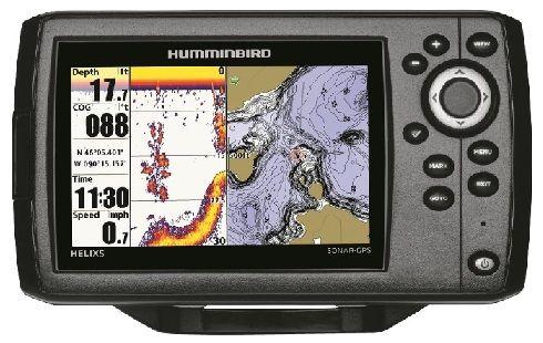 Купить Humminbird Эхолот Helix 5x Sonar GPS в интернет магазине. Цены, фото, описания, характеристики, отзывы, обзоры