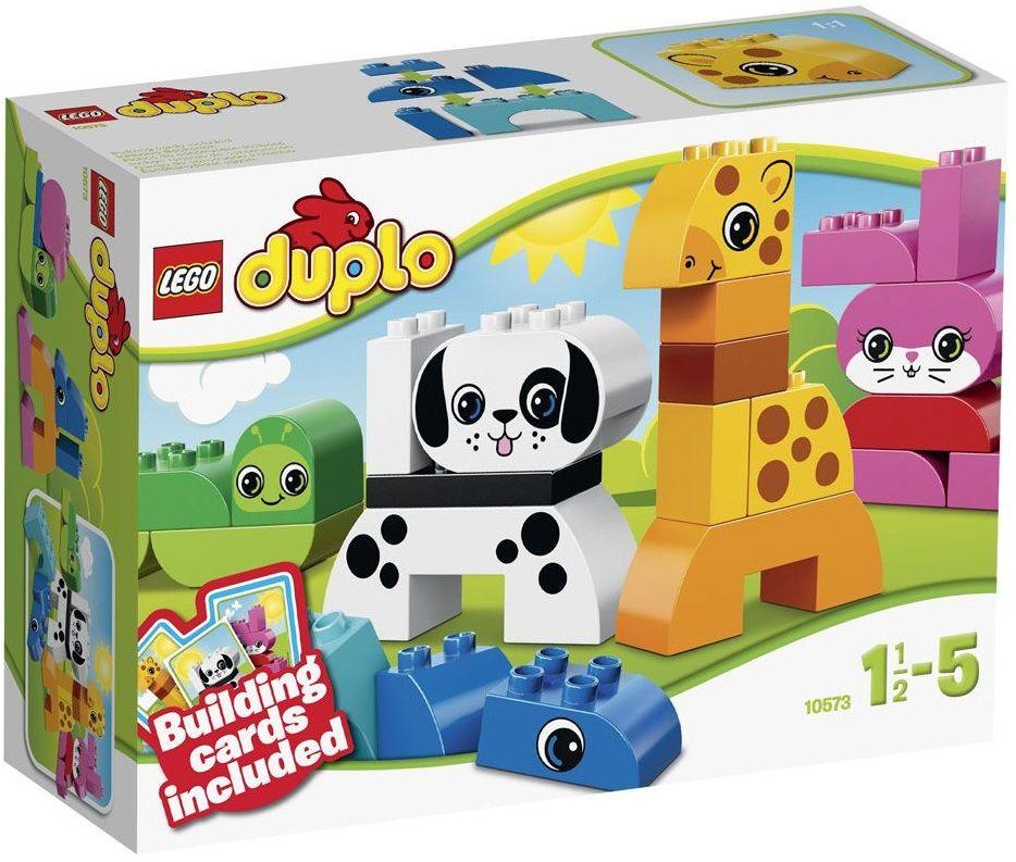 """Купить Конструктор Duplo """"Весёлые зверюшки"""" 25 деталей <span class=""""brend-last-pos"""">Lego</span> в интернет магазине. Цены, фото, описания, характеристики, отзывы, обзоры"""