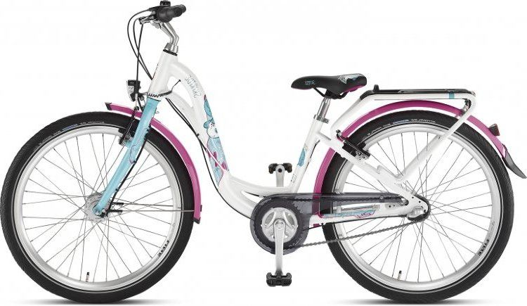 Puky Велосипед Skyride 24-3 Alu Active light