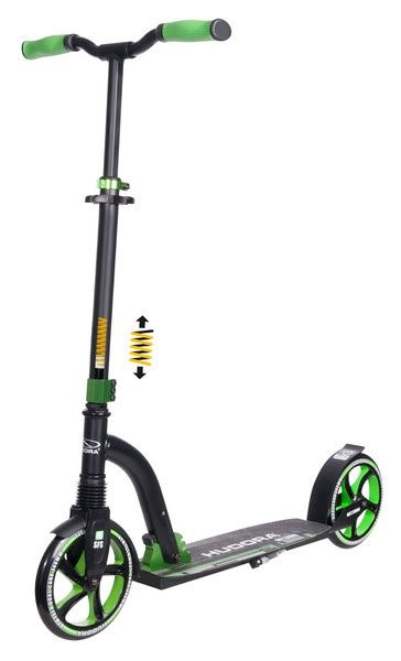 Hudora Самокат Big Wheel Flex 200 New