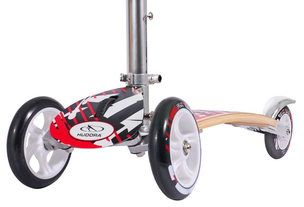 Hudora Самокат Big Wheel FLX 144 2.0