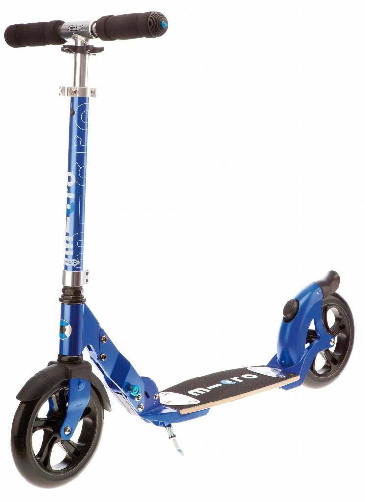 Micro Самокат Scooter Flex Blue