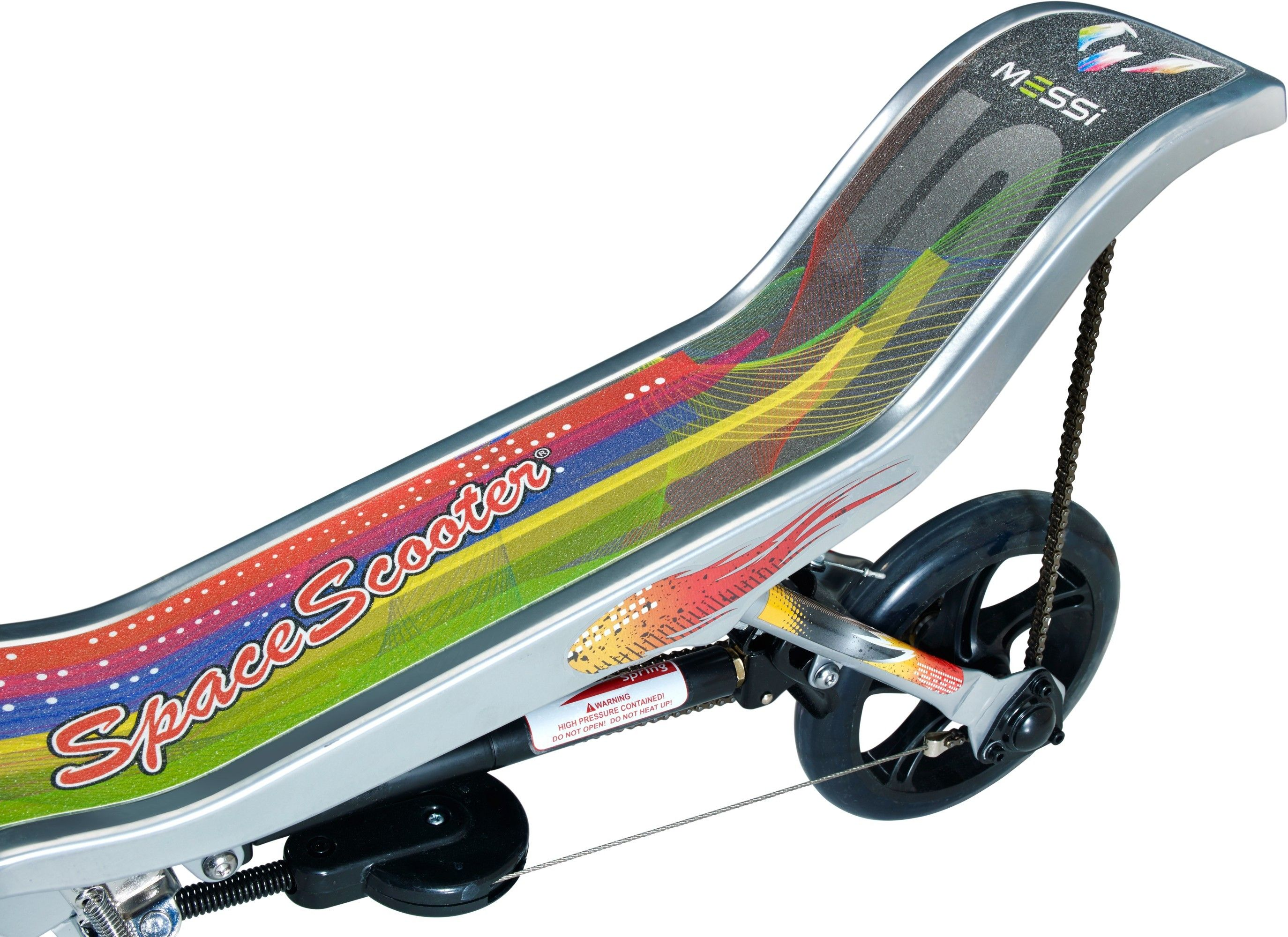 Space Scooter Самокат Messi LM580