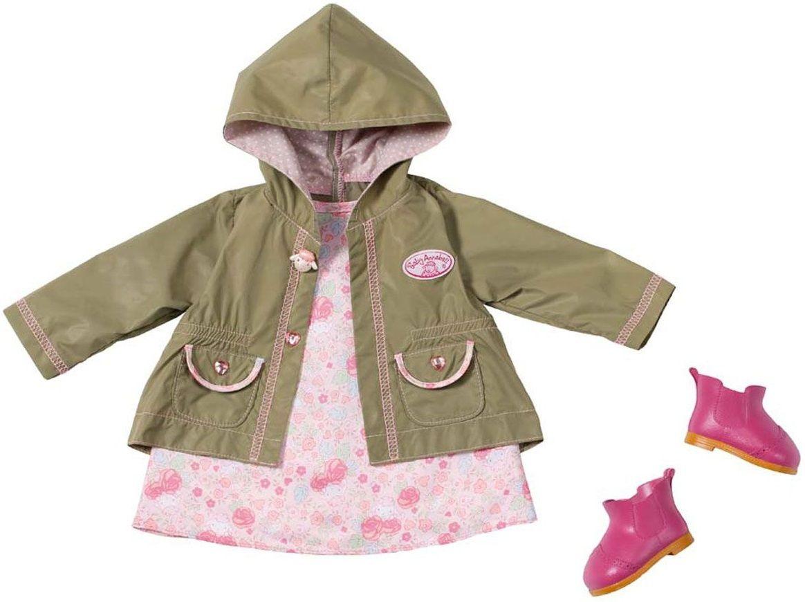 """Купить Одежда демисезонная для кукол Baby Annabell <span class=""""brend-last-pos"""">Zapf Creation</span> в интернет магазине. Цены, фото, описания, характеристики, отзывы, обзоры"""
