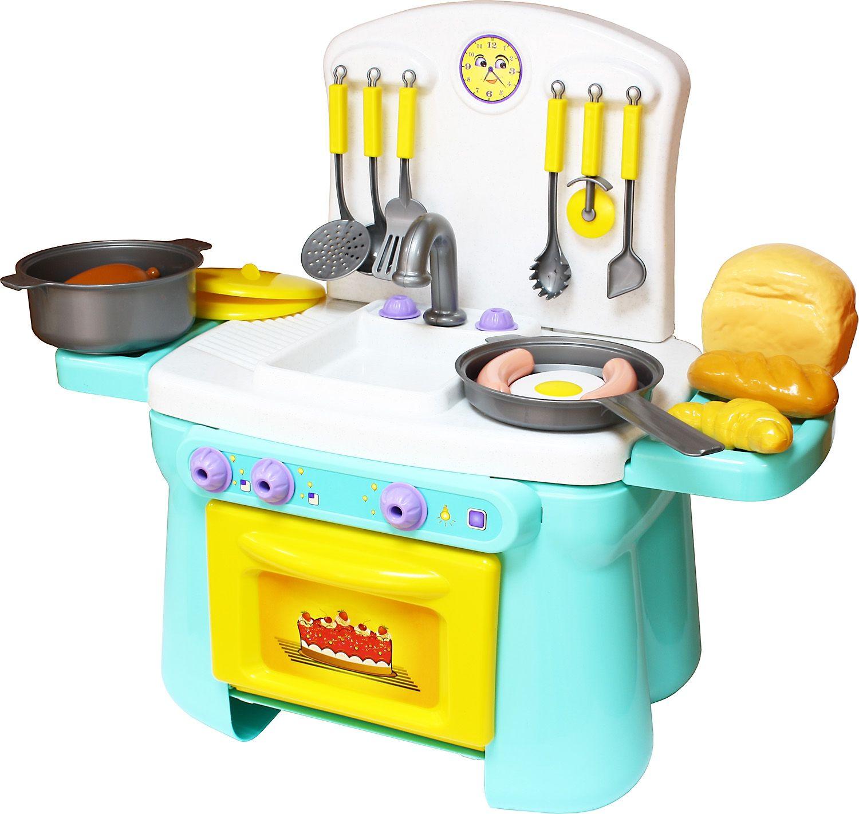 Купить Набор Моя кухня , Сюжетно-ролевые игры для детей Совтехстром, Игровые наборы