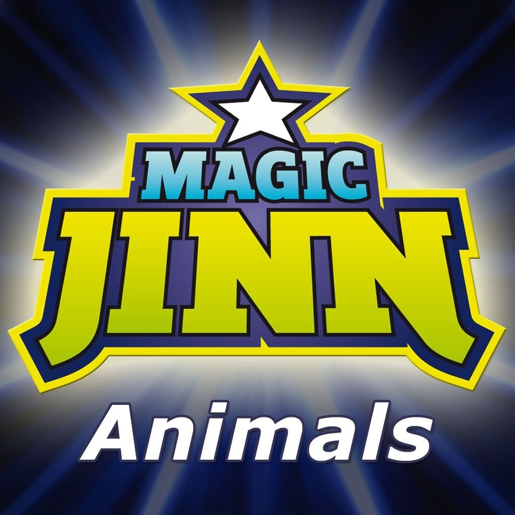 ZanZoon Игра интерактивная Magic Jinn Animals