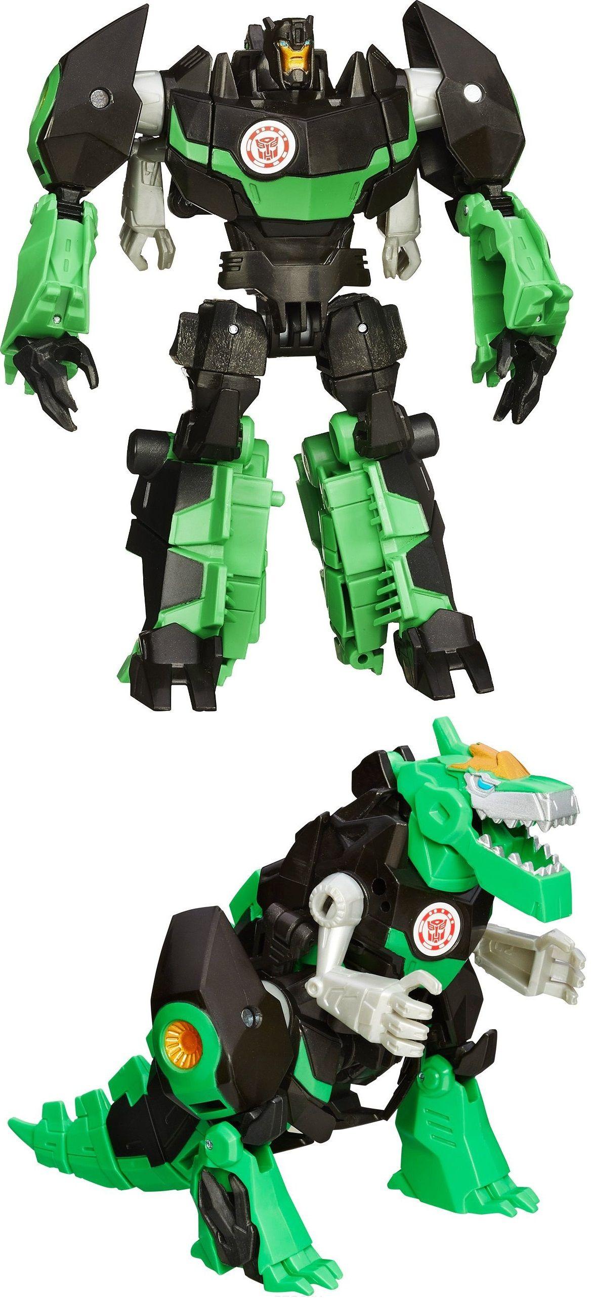 Купить Трансформер Роботы под прикрытием - Воины (Transformers Robots in Disguise - Warrior Class), Hasbro, Transformers (Трансформеры)