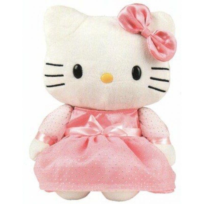 """Купить Мягкая игрушка """"Hello Kitty"""" (Хелло Китти), 22 см <span class=""""brend-last-pos"""">Мульти-Пульти</span> в интернет магазине. Цены, фото, описания, характеристики, отзывы, обзоры"""