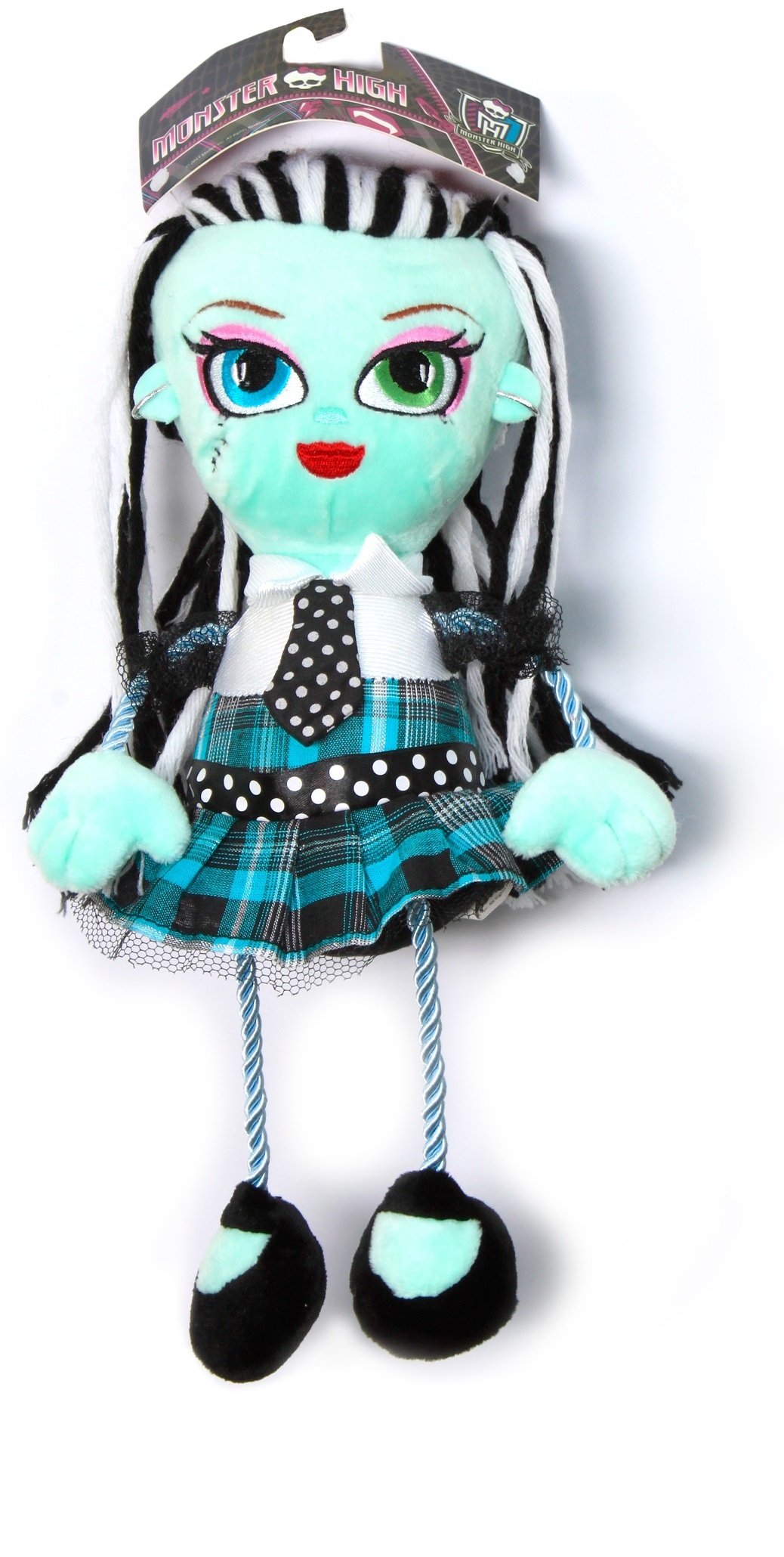 "1 TOY Мягкая кукла ""Monster High. Фрэнки Штейн"""
