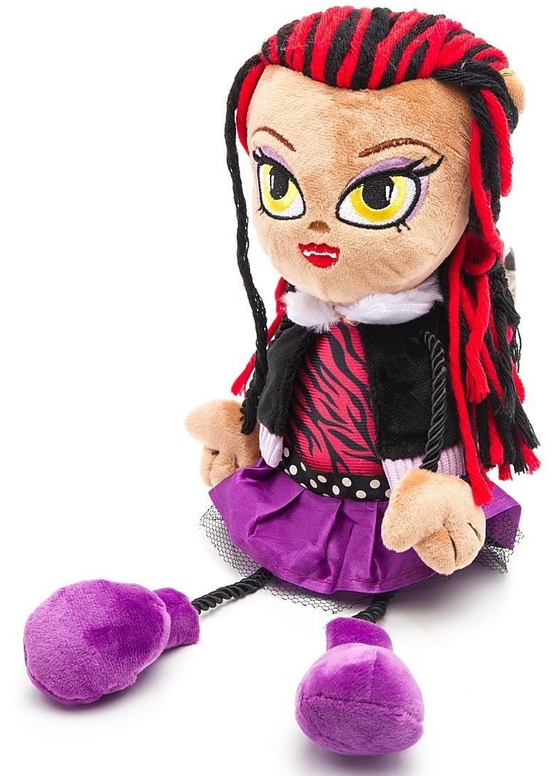 "1 TOY Мягкая кукла ""Monster High. Клодин Вульф"""