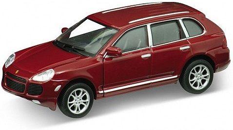 """Купить Модель машины """"Porsche Cayenne Turbo"""" <span class=""""brend-last-pos"""">Welly</span> в интернет магазине. Цены, фото, описания, характеристики, отзывы, обзоры"""