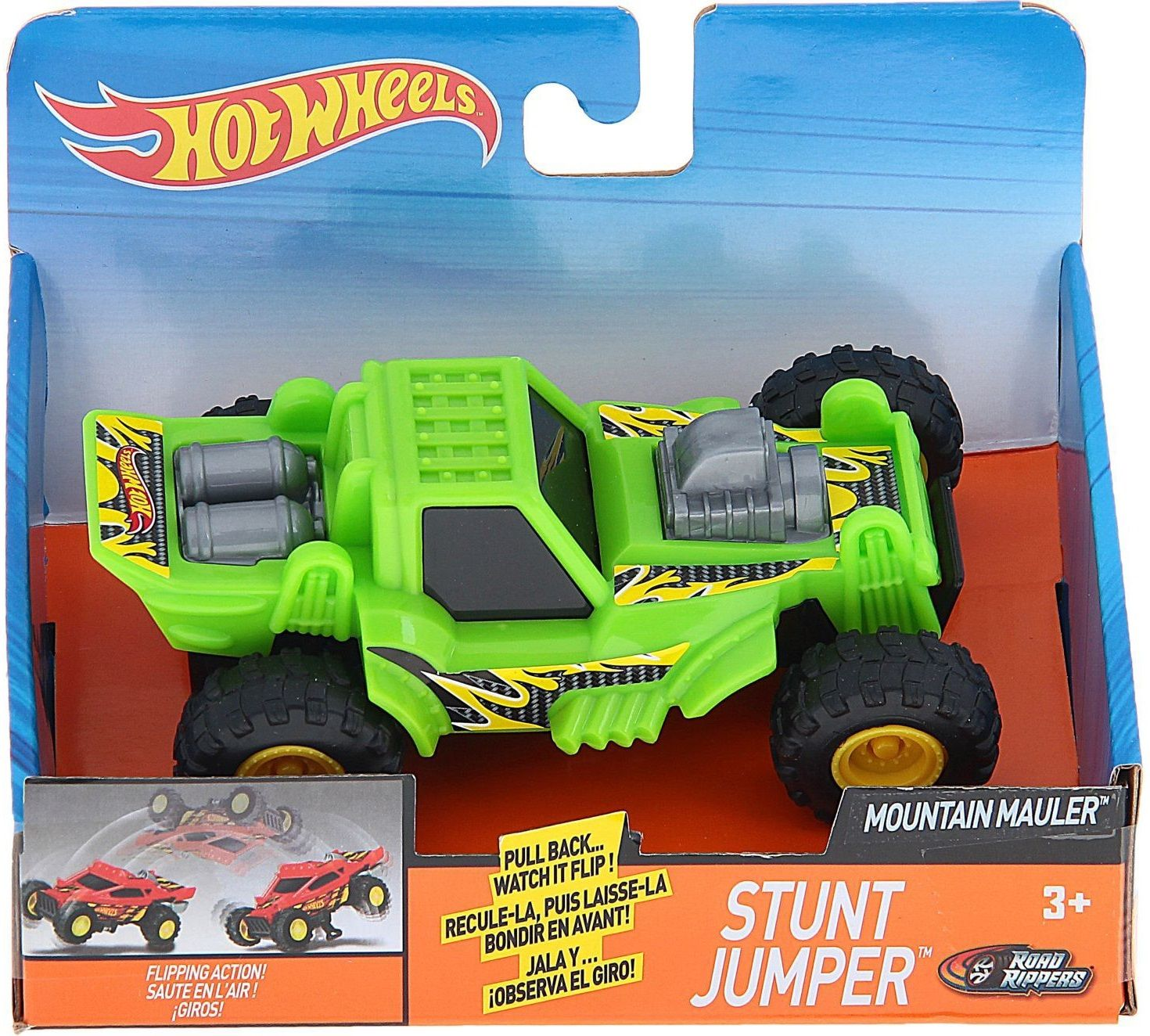 "Toy State Машинка Hot Wheels ""Mountain Mauler"""