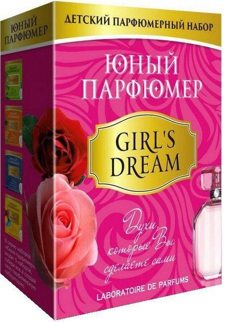 "Каррас Набор ""Юный Парфюмер. Girl`s Dream"""