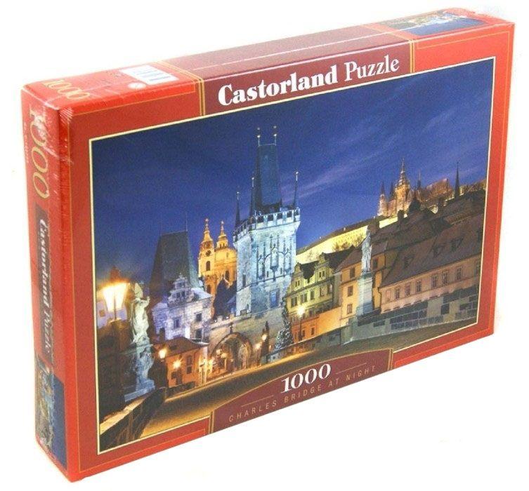 """Купить Castorland Пазл """"Карлов мост"""" в интернет магазине. Цены, фото, описания, характеристики, отзывы, обзоры"""