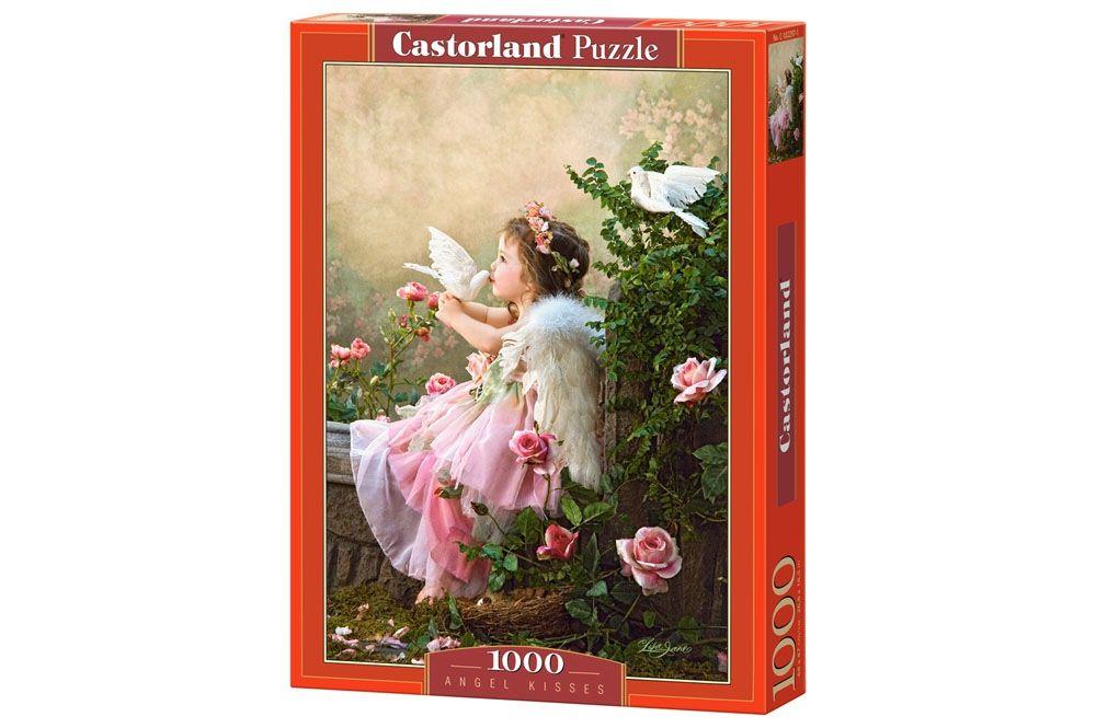 """Купить Castorland Пазл """"Поцелуй ангела"""" в интернет магазине. Цены, фото, описания, характеристики, отзывы, обзоры"""