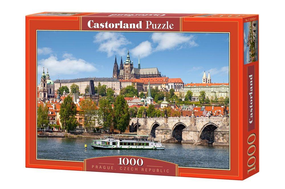 """Купить Castorland Пазл """"Прага. Чехия"""" в интернет магазине. Цены, фото, описания, характеристики, отзывы, обзоры"""