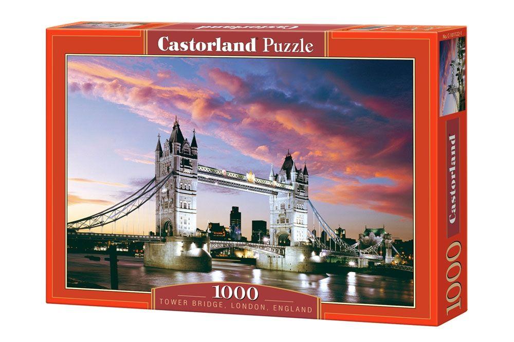 """Купить Castorland Пазл """"Тауэрский мост"""" в интернет магазине. Цены, фото, описания, характеристики, отзывы, обзоры"""