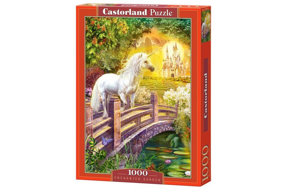 """Купить Пазл """"Зачарованный сад"""" <span class=""""brend-last-pos"""">Castorland</span> в интернет магазине. Цены, фото, описания, характеристики, отзывы, обзоры"""